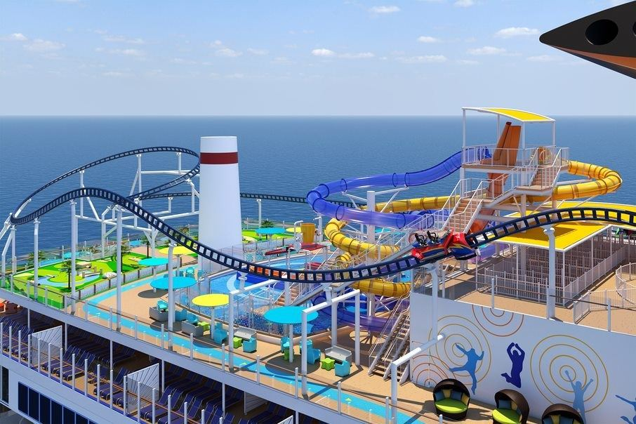 New Cruise Ships Coming 2020 Carnival Royal Caribbean Celebrity Virgin Voyages