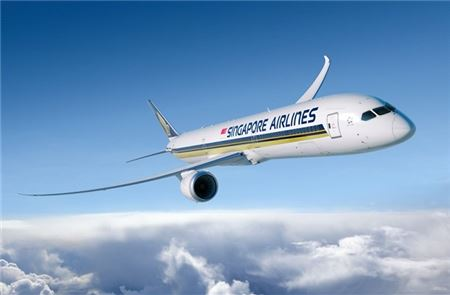 Singapore Airlines Once Again Ranked Best International Airline