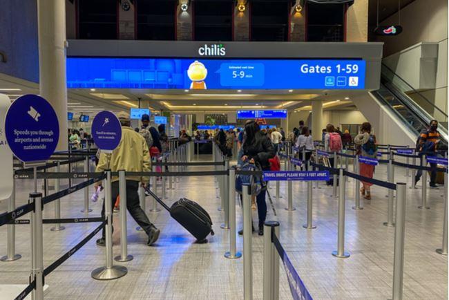 TSA Hits Another Pandemic Passenger High During Holiday Week