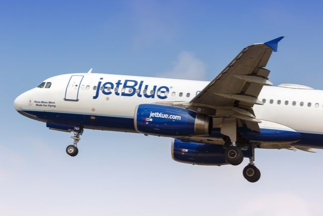JetBlue Adds 24 Routes in Anticipation of Increasing Demand for Travel