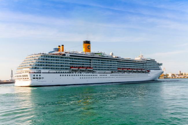Costa Cruises Can Restart Sailings, Italian Government Says