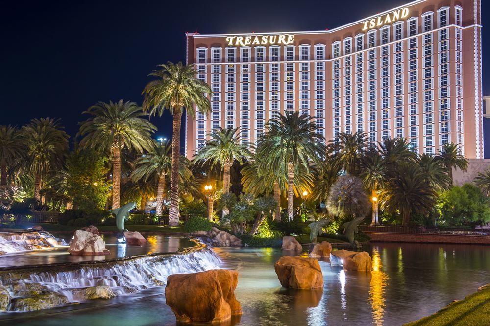 Las Vegas Treasure Island Joining Radisson Brand