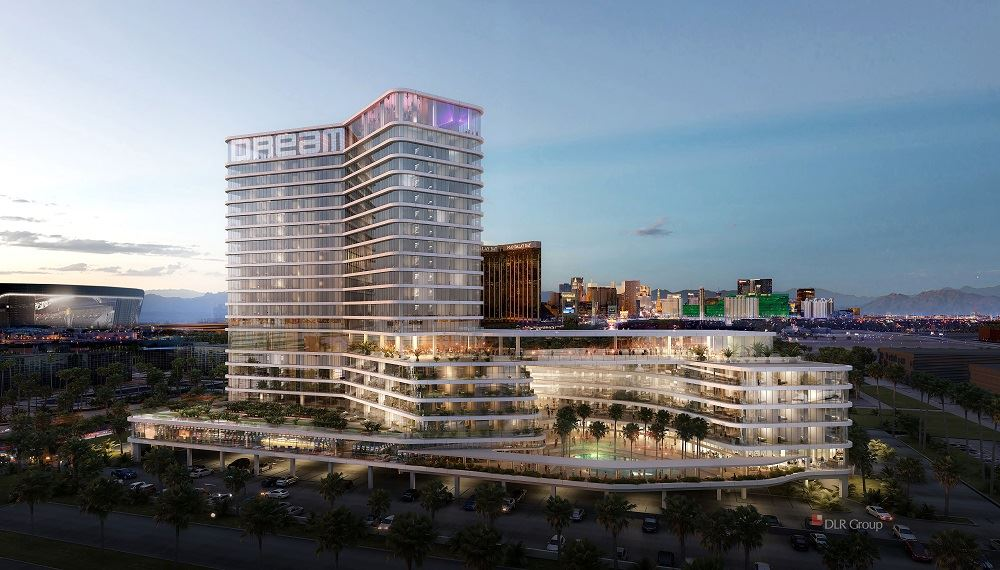 Dream Hotel Group Signs Hotel on Las Vegas Strip