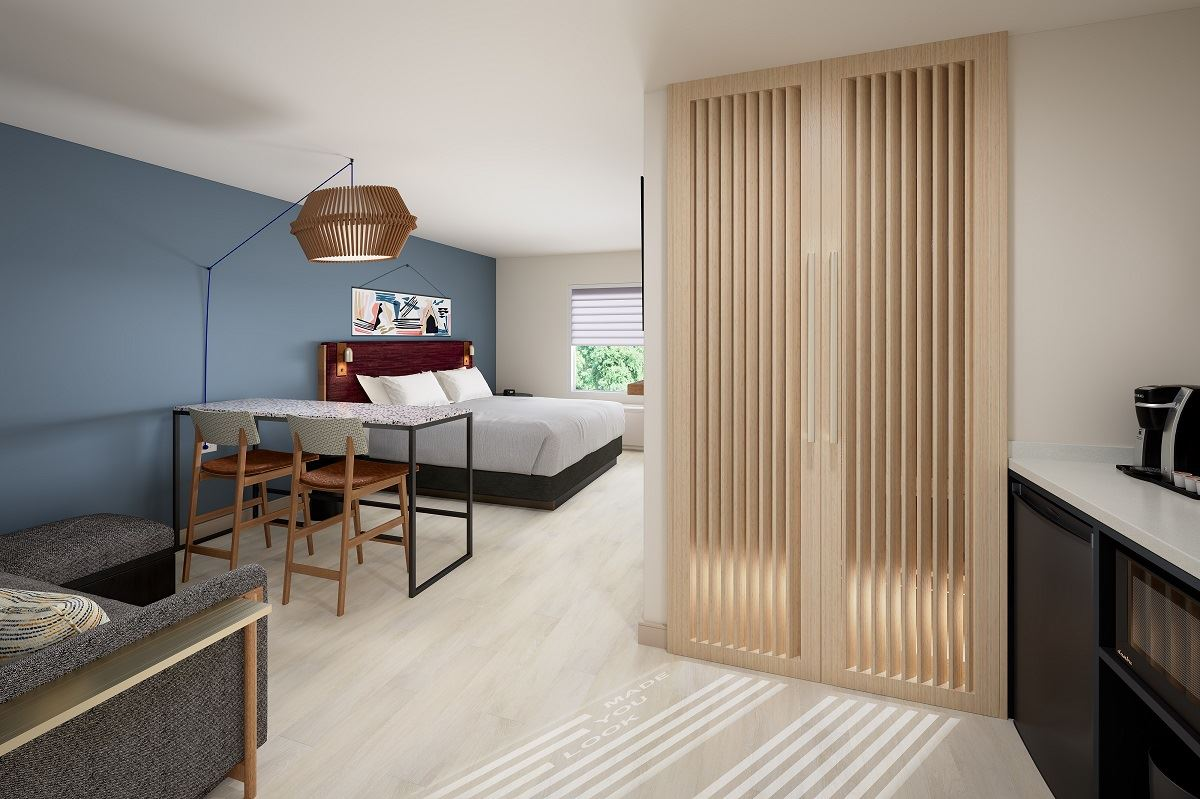 IHG Launches All-Suites Brand