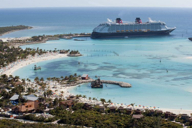 Disney Cruise Line Gets Approval for Second Bahamas Private Island