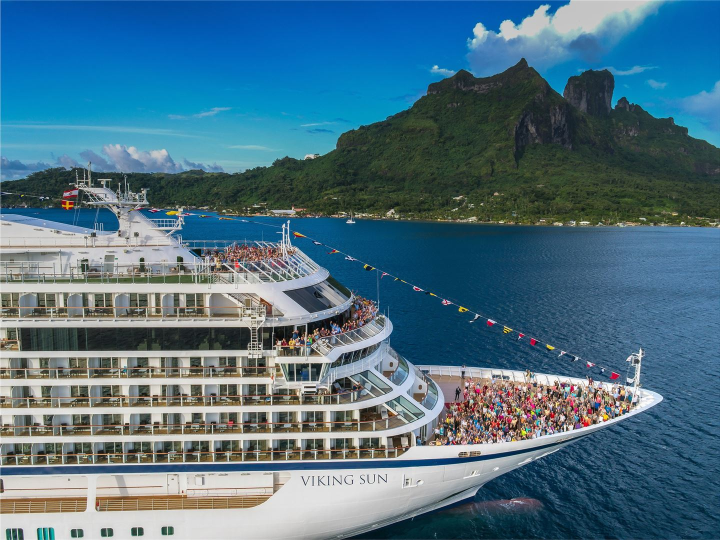 Viking Ocean Announces Itinerary, Dates for 2021 World Cruise