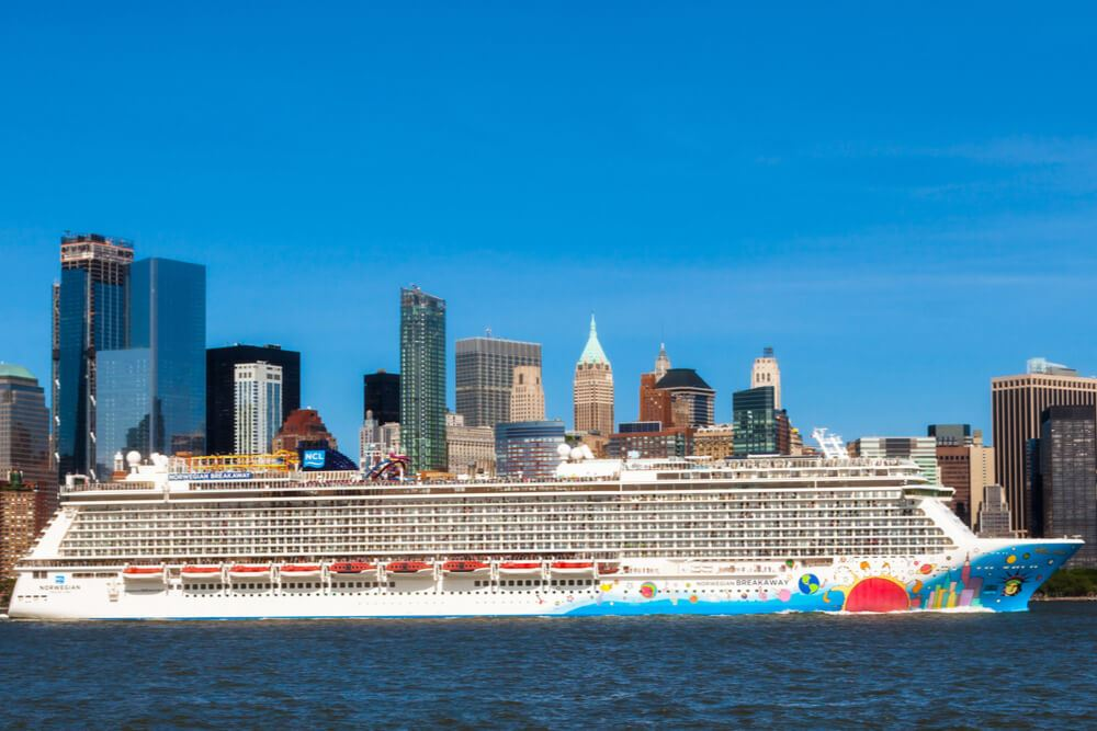 Norwegian Cruise Line Holdings Suspending Operations for NCL, Oceania, and Regent Seven Seas