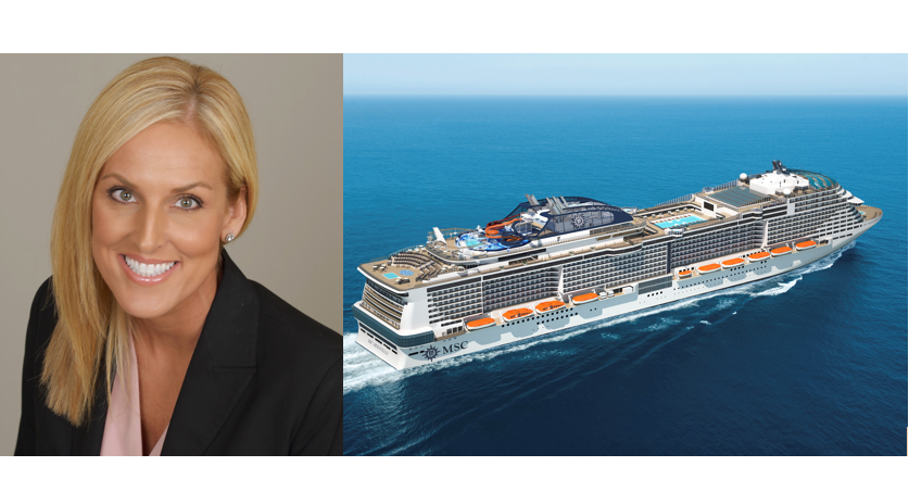 MSC Cruises' New Host, Home-Based Account Manager Talks Travel Agents