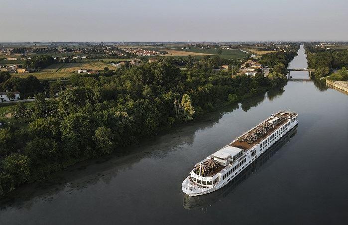 Uniworld tornerà in nave in Italia il 20 giugno