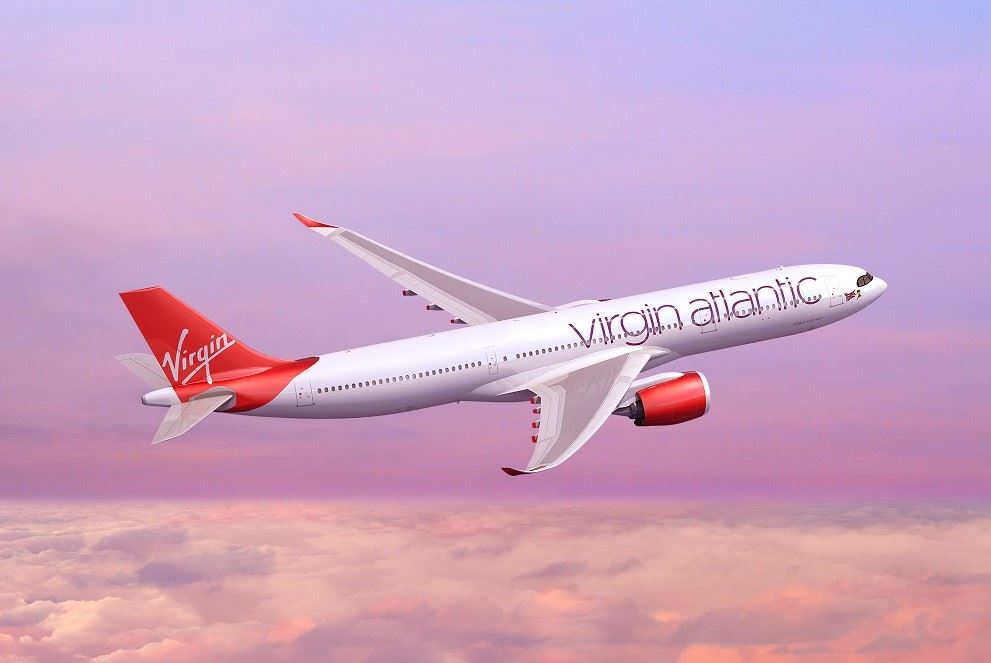 Virgin Atlantic Reveals Plan for Massive Expansion