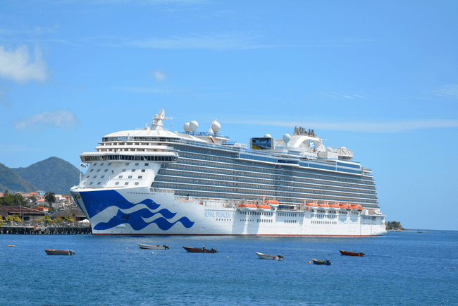 Princess Cruises Pushes Back Restart Date to Mid-May