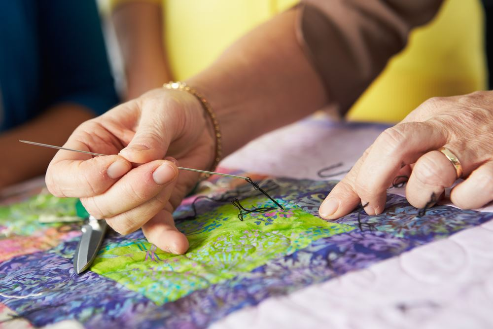 Can Quilting Be a Travel Advisor Niche?