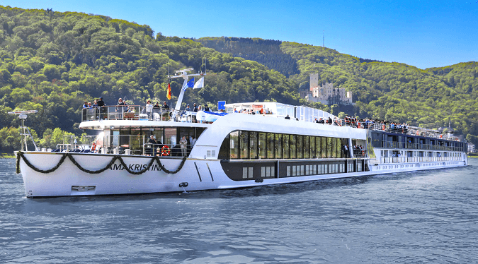 AmaWaterways to Be First U.S.-Based River Cruise Line to Restart