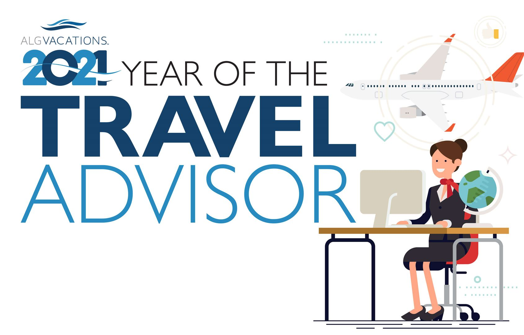Apple Leisure Group Vacations Proclaims 2021 the 'Year of the Travel Advisor'
