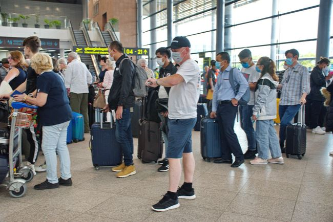 Airline Ticket Sales Improving, ARC Data Shows
