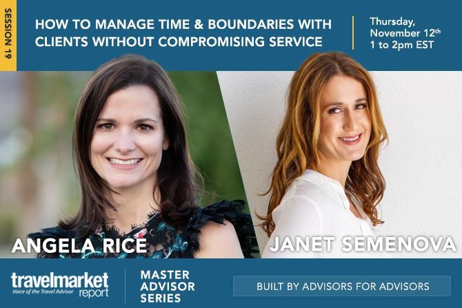 MasterAdvisor Session 19: How to Manage Time & Boundaries With Clients Without Compromising Service