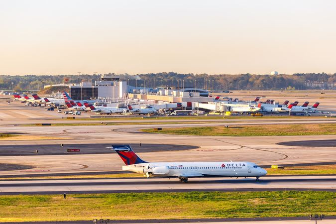 Delta Air Lines Commits to Blocking Middle Seat Beyond September