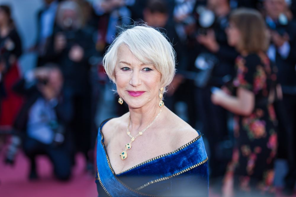 Dame Helen Mirren Named Godmother of the Scenic Eclipse