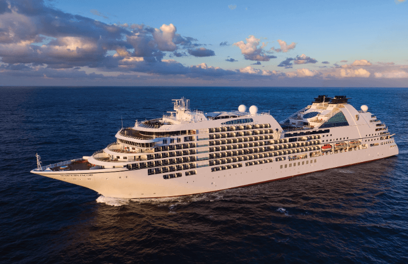 Seabourn Introduces Bonus Commission on New Bookings