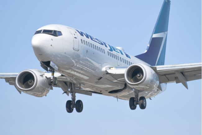 WestJet Introduces Free COVID-19 Travel Insurance for Select Destinations