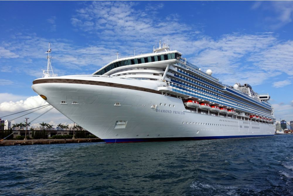 U.S. Sending Charter Plane to Bring Back Diamond Princess Guests