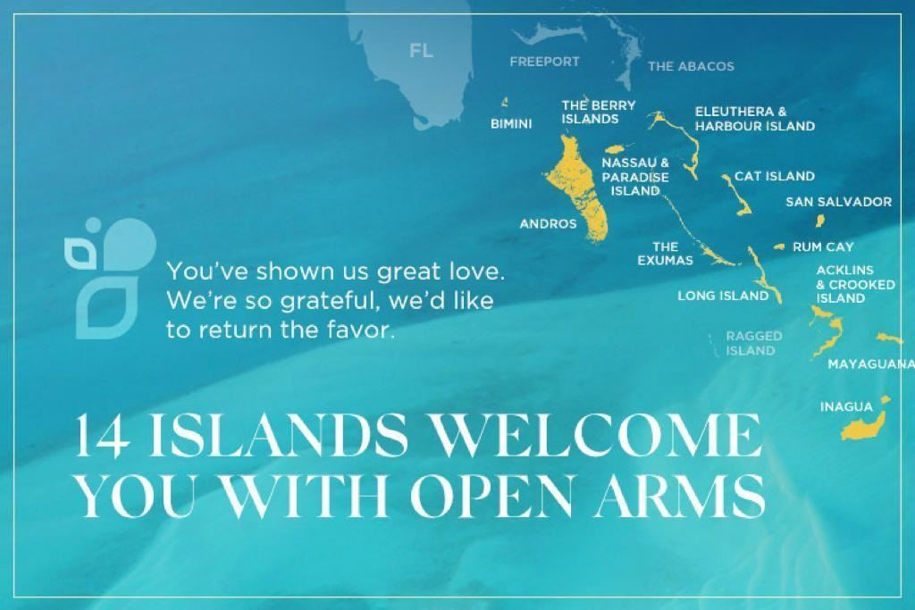 The Bahamas Wants Travelers to Know It's Open for Business