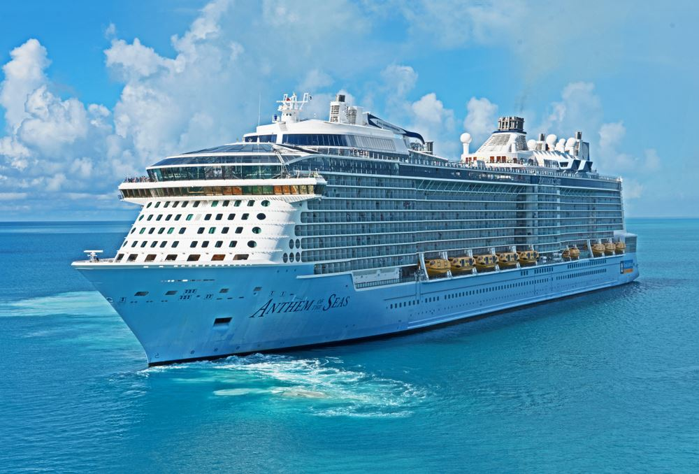 Royal Caribbean Anthem Of The Seas Cleared For Next Sailing