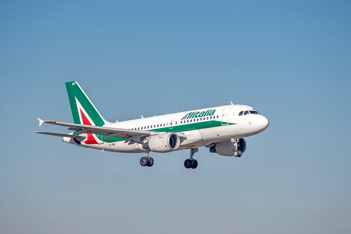 Alitalia Airlines Still Facing Bankruptcy