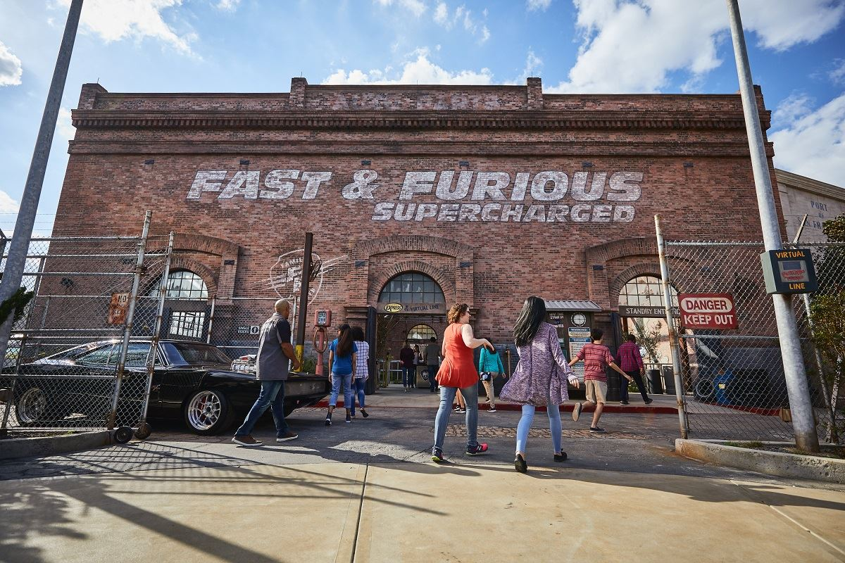 Universal's New Fast & Furious Attraction Highlights Growing Family-Friendly Options