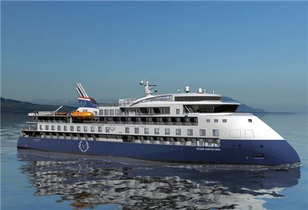 Victory Cruise Lines Adds Fourth Ship, An Expedition Vessel