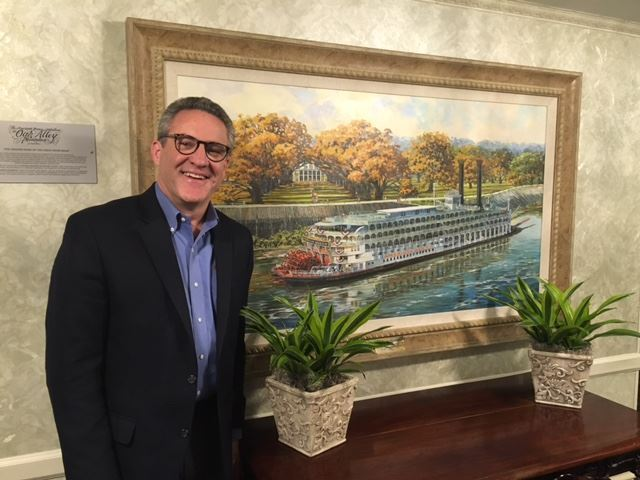 Ted Sykes to Step Down at American Queen Steamboat Company