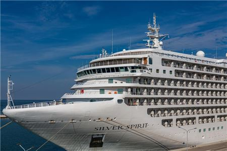 Silversea Protecting Commissions on All Bookings Canceled