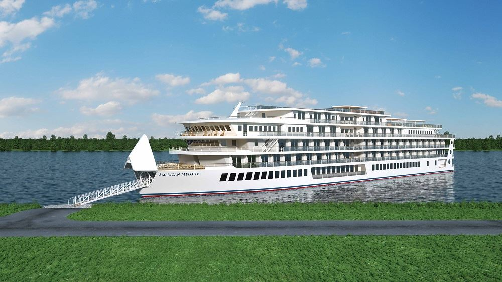 American Cruise Lines Launching Three New Riverboats by 2021